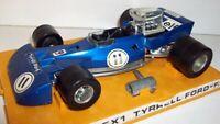 Politoys 1/24 Scale - FX1 Tyrrell Ford F1 car #11