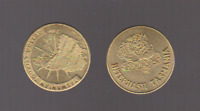 Tasmania Tourist Dollar Interhash 2000 pair of tokens