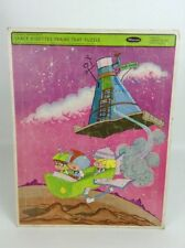 Whitman Frame-Tray Puzzle Hanna-Barbera's Space Kidettes 4559 USA Vintage 1967