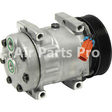 A/C Compressor W/Clutch NEW for Sanden 4332, 5754