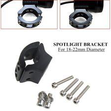 Motorcycle Headlight Light Fixture Spotlight Rod Headlight Expansion Bracket Set