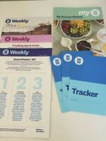 Weight Watchers 2020  Success Planner Book + 4 Weeklys and 3 Trackers  NEW