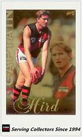 1998 Select AFL Club Captains Parallel Card CC14 James Hird (Essendon)