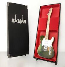 Francis Rossi Miniature Guitar Replica (UK Seller) Status Quo Telecaster