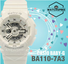Casio Baby-G Layered 3D Metallic Face Watch BA110-7A3