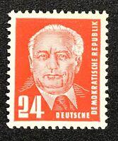 DDR Mi.Nr. 324y  postfrisch - geprüft