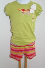 Gymboree Pretty Posies Girls Size 6 Dog Puppy Top Shirt NWT Knit Shorts NEW