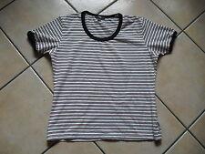 TCM Tchibo Shirt Marine Look gestreift Gr. 42/44