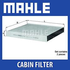 MAHLE carbone activé pollen filtre à air (filtre de Cabine) - lak467 / s (Lak 467 / s)