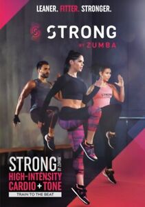 NEW Strong By Zumba DVD (8318004)