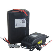 48V 28Ah Li-ion Lithium Ion Battery Pack for 1000W Electric Bike BMS 5A Charger