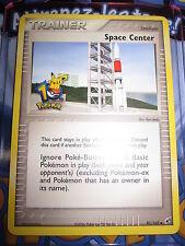 POKEMON NEUF PROMO SPACE CENTER 10TH ANNIVERSARY 10 éme ANNIV LOGO RARE DEOXYS