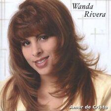 Rivera, Wanda : Amor De Cristo CD