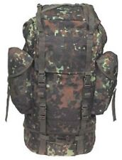 Bundeswehr BW German Army pack Camouflage Backpack Combat backpack