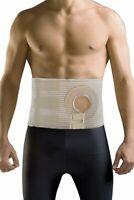 URIEL Abdominal Ostomy Belt for Post-Operative Colostomy or Ileostomy Surgery