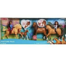 Spirit Pasture Pals Horses 12 Pieces New Dreamworks Riding Toy Set Gift