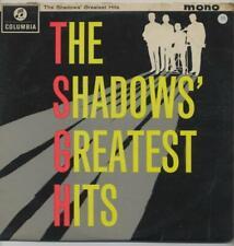 "THE SHADOWS - GREATEST HITS - 12"" VINYL LP (MONO)"