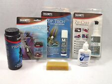 Mcnett watersport Wetsuit/Drysuit Maintenance Zip Tech/WAXMAX/McNett ProTalc