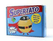 Supertato Lunch Box by Paul Linnet, Sue Hendra (Novelty book, 2017)