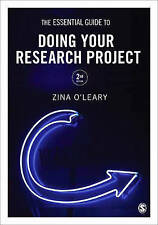 The Essential Guide to Doing Your Research Project, Good Condition Book, O'leary