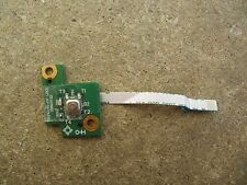 Packard Bell LL1 butterfly_m-eu-003uk bouton d'alimentation board + cable
