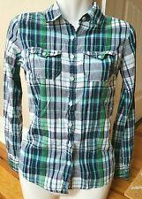 Aeropostale eighty-five XS Extra Small Womens Ladies Teen Girl Shirt Top CUTE!