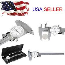 150mm /0.001inch Dial Vernier Caliper Measurement Gauge Micrometer Tool 6