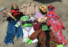 Mixed bundle / job lot of Childrens Dressing  Up Costumes