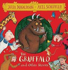 The Gruffalo and Other Stories 8 CD Box Set by Pan Macmillan (Multiple copy pack, 2016)