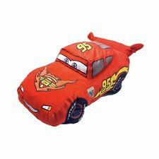 Disney Pixar Cars Red Lightning McQueen 17in Plush Pillow Stuffed Toy