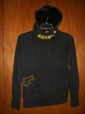 Women's Fox Racing Riders P/O Hoodie Hoody Hooded Sweatshirt Jacket Sweater XL