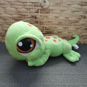 2007 LPS Littlest Pet Shop Plush Lizard Toy Stuffed Animal