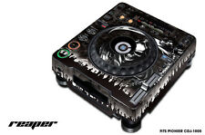 Skin Decal Sticker Wrap for Pioneer CDJ 1000 Turntable DJ Mixer Pro Audio REAPER