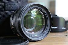 Sigma's 50mm F1.4 EX DG HSM Canon
