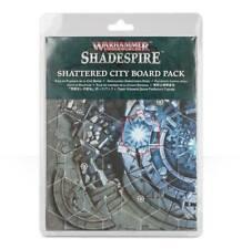 Games Workshop Warhammer Underworlds Shadespire Shattered City Board