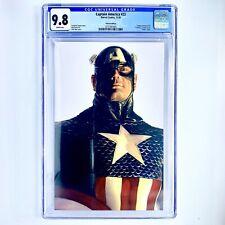 Captain America #23 9.8 CGC Alex Ross Timeless Variant