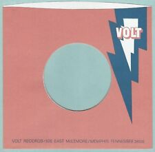 VOLT (pink) REPRODUCTION RECORD COMPANY SLEEVES - (pack of 10)