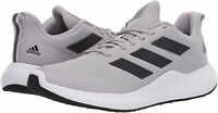 Adidas Men's Shoes edge gameday Fabric Low Top Lace Up Running, Grey, Size 7.0 O