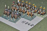 15mm napoleonic / russian - cavalry 18 cavalry - cav (11868)