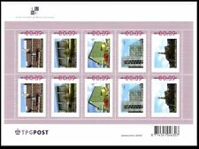 Vel persoonlijke postzegels LUMC 2006 postfris - NVPH 2420