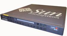Work Station Sun Netra T1 105 440 Mhz 1 Gbram 1u Server 2x18 Gb SCSI HDD + Cdrom