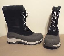 VERY NICE PAIR OF WOMEN'S LAND END WINTER BOOTS SIZE 11