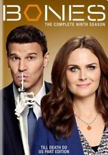 Bones Complete Season Nine 9 R1 DVD