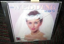 THE WEDDING ALBUM BY RCA MUSIC CD, 16 GREAT CLASSICAL TRACKS, RED SEAL, GUC