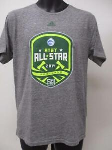 New MLS Portland Timbers 2014 All Star Game Mens Size XL Shirt  MSRP $30