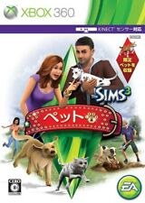 USED xbox 360 The Sims 3 Pets