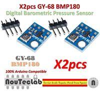 2pcs GY-68 BMP180 Replace BMP085 Digital Barometric Pressure Sensor for Arduino