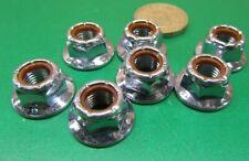 U12300.019.0001 FABORY Lock Nut,#10-24,Gr 2,Steel,ZP,PK100