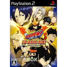 Katekyoo Hitman Reborn! Dream Hyper Battle   NTSC-J JP JAP  Anime/Manga game PS2