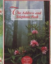 The Address and Telephone Book : Directory of Name